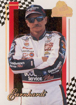 2001 Press Pass Premium Gold #3 Dale Earnhardt front image