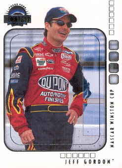 2002 Press Pass Eclipse #1 Jeff Gordon