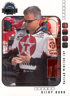 2002 Press Pass Eclipse #3 Ricky Rudd
