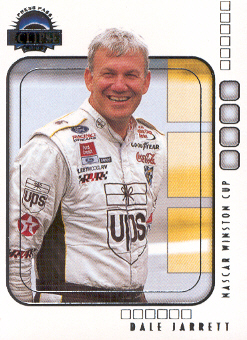 2002 Press Pass Eclipse #5 Dale Jarrett