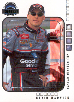 2002 Press Pass Eclipse #9 Kevin Harvick