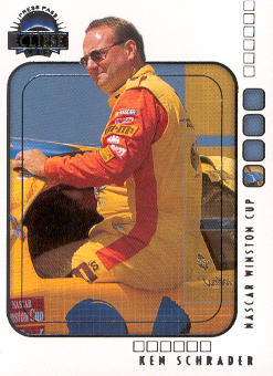2002 Press Pass Eclipse #16 Ken Schrader