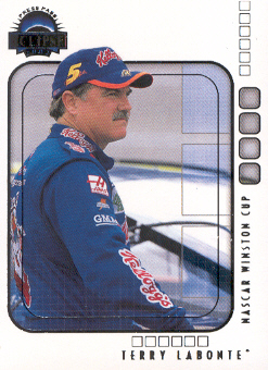2002 Press Pass Eclipse #18 Terry Labonte