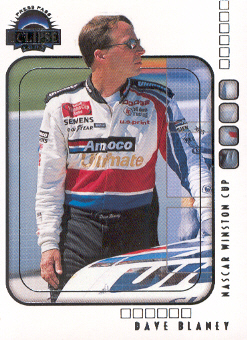 2002 Press Pass Eclipse #19 Dave Blaney
