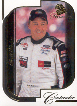 2002 Press Pass Premium #2 Brett Bodine