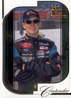 2002 Press Pass Premium #5 Kurt Busch