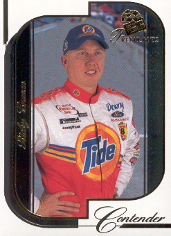 2002 Press Pass Premium #6 Ricky Craven