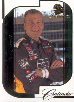 2002 Press Pass Premium #12 Dale Jarrett