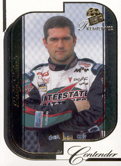 2002 Press Pass Premium #16 Bobby Labonte