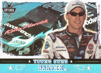 2003 Press Pass Optima Young Guns #YG4 Kevin Harvick