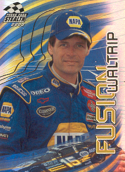 2003 Press Pass Stealth Fusion #FU12 Michael Waltrip