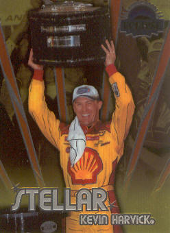 2008 Press Pass Eclipse Stellar #ST9 Kevin Harvick