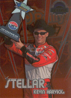 2008 Press Pass Eclipse Stellar #ST15 Kevin Harvick