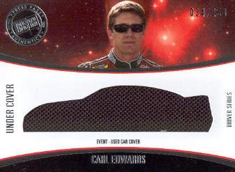 2008 Press Pass Eclipse Under Cover Drivers #UCD5 Carl Edwards