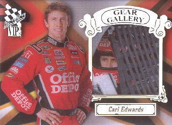 2008 VIP Gear Gallery Transparent #GG6 Carl Edwards