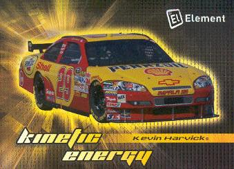 2009 Element Kinetic Energy #KE8 Kevin Harvick