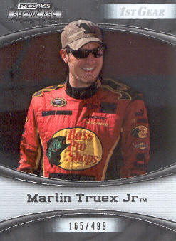2009 Press Pass Showcase #2 Martin Truex Jr.