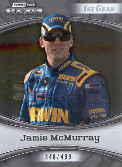 2009 Press Pass Showcase #24 Jamie McMurray