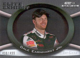 2009 Press Pass Showcase #37 Dale Earnhardt Jr. EE