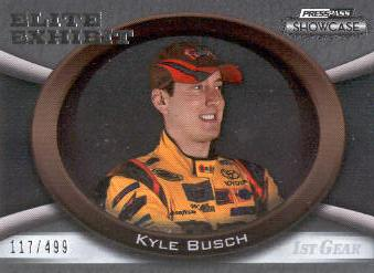 2009 Press Pass Showcase #45 Kyle Busch EE