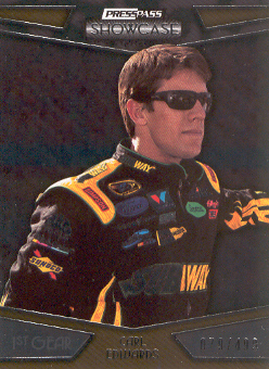 2010 Press Pass Showcase #9 Carl Edwards