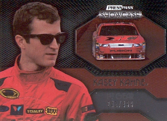 2010 Press Pass Showcase #44 Kasey Kahne EE