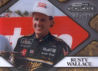 2010 Press Pass Showcase Racing's Finest #RF5 Rusty Wallace
