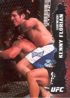 2009 Topps UFC #2 Kenny Florian