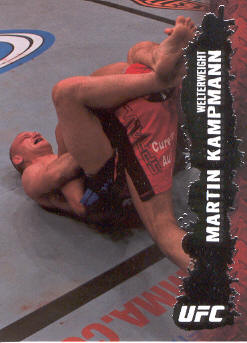 2009 Topps UFC #32 Martin Kampmann
