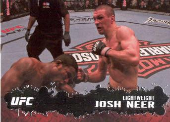 2009 Topps UFC #35 Josh Neer