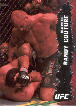 2009 Topps UFC #46 Randy Couture