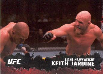 2009 Topps UFC #55 Keith Jardine