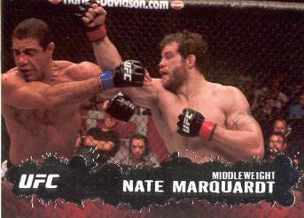2009 Topps UFC #70 Nate Marquardt