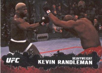2009 Topps UFC #81 Kevin Randleman