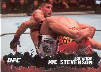 2009 Topps UFC #83 Joe Stevenson