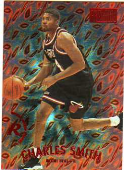 1997-98 SkyBox Premium Star Rubies #167 Charles Smith