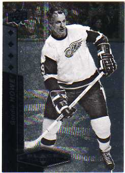 2010-11 Black Diamond #201 Gordie Howe