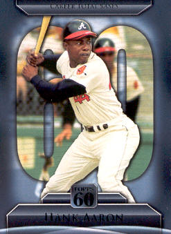 2011 Topps 60 #102 Hank Aaron