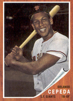 2011 Topps 60 Years of Topps #70 Orlando Cepeda