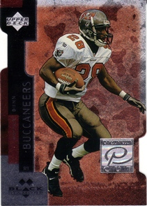1998 Black Diamond Premium Cut Double #PC27 Warrick Dunn