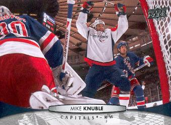 2011-12 Upper Deck #9 Mike Knuble