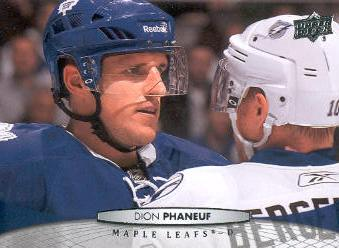 2011-12 Upper Deck #20 Dion Phaneuf