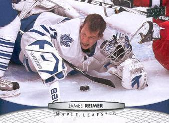 2011-12 Upper Deck #21 James Reimer