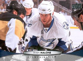 2011-12 Upper Deck #27 Ryan Malone