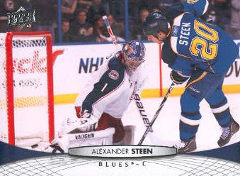 2011-12 Upper Deck #37 Alexander Steen