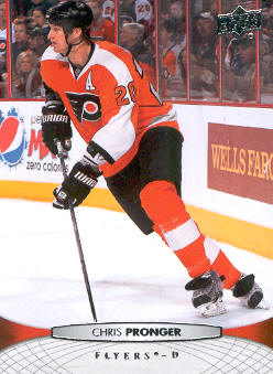 2011-12 Upper Deck #62 Chris Pronger
