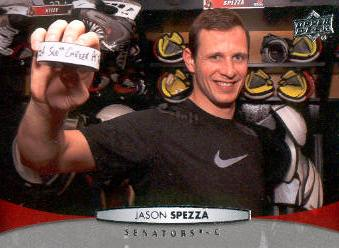 2011-12 Upper Deck #66 Jason Spezza