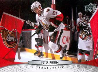 2011-12 Upper Deck #72 Peter Regin