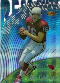 1997 Bowman's Best Cuts Atomic Refractors #BC11 Jake Plummer