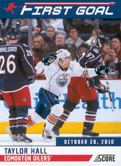 2011-12 Score First Goal #2 Taylor Hall